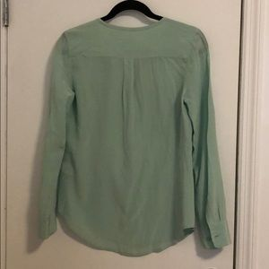 Equipment Tops - EQUIPMENT long sleeve blouse